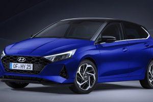Hyundai i20 нового покоління розсекретили перед прем'єрою