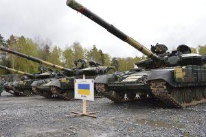 Нові танки для ЗСУ: озброєння цілого танкового батальйону