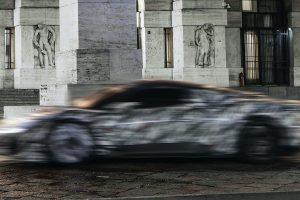 Maserati анонсував прем'єру нового спорткара