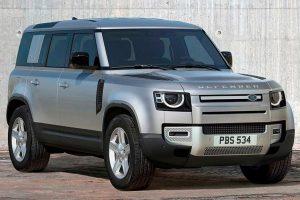 Land Rover випустить маленький Defender