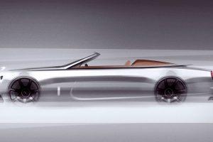 Rolls-Royce Dawn стане «Срібною кулею»