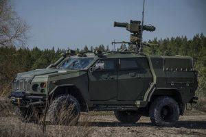 Бойові підрозділи ЗСУ отримали нову зброю