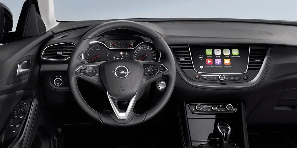 Opel Grandland X: незвична назва і крута динаміка