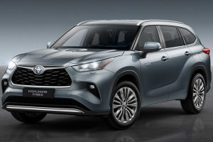 Toyota показала новий Highlander