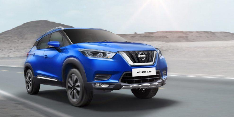Кросовер Nissan Kicks отримав турбомотор від Renault Arkana
