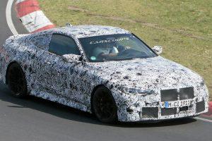 Відео: нову BMW M4 випробували на «Нюрбургринзі»