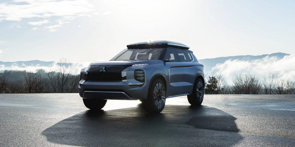 Mitsubishi Outlander — 2021: каким будет новое поколение легендарного кроссовера
