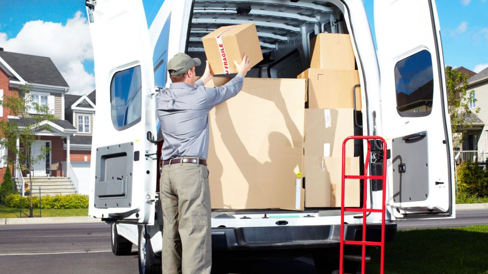 Вантажне таксі: безпечний переїзд