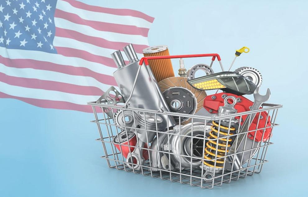 Виграшний крок: замовлення автозапчастин з США