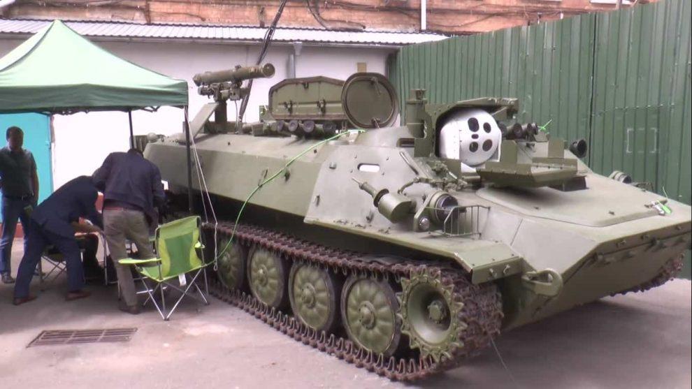 В Україні готують до випробувань модернізацію ПТРК «Штурм-С»