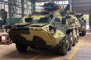 ЗСУ отримали новітні бронетранспортери з кулеметами від заводу Маяк