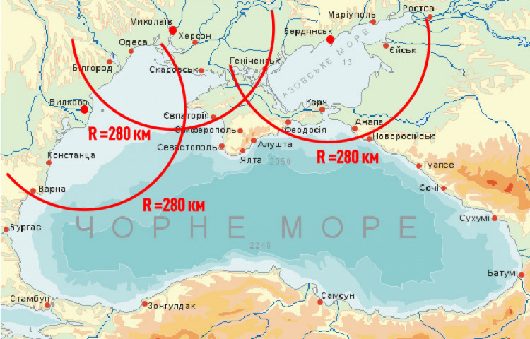 Знищує ціль на відстані 280 км: Чому слід якнайшвидше взяти на озброєння ЗСУ новий ракетний комплекс
