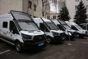 Національна гвардія закупить 58 спеціалізованих мікроавтобусів Ford Transit