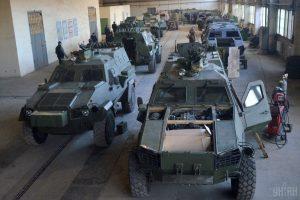 К 2021 року для ЗСУ розроблять інноваційну бойову броньовану машину
