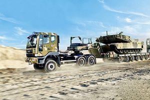 Українська армія отримає армійські повнопривідні вантажівки Daewoo