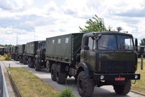 Міноборони закупить армійські вантажівки МАЗ майже на 100 млн. грн
