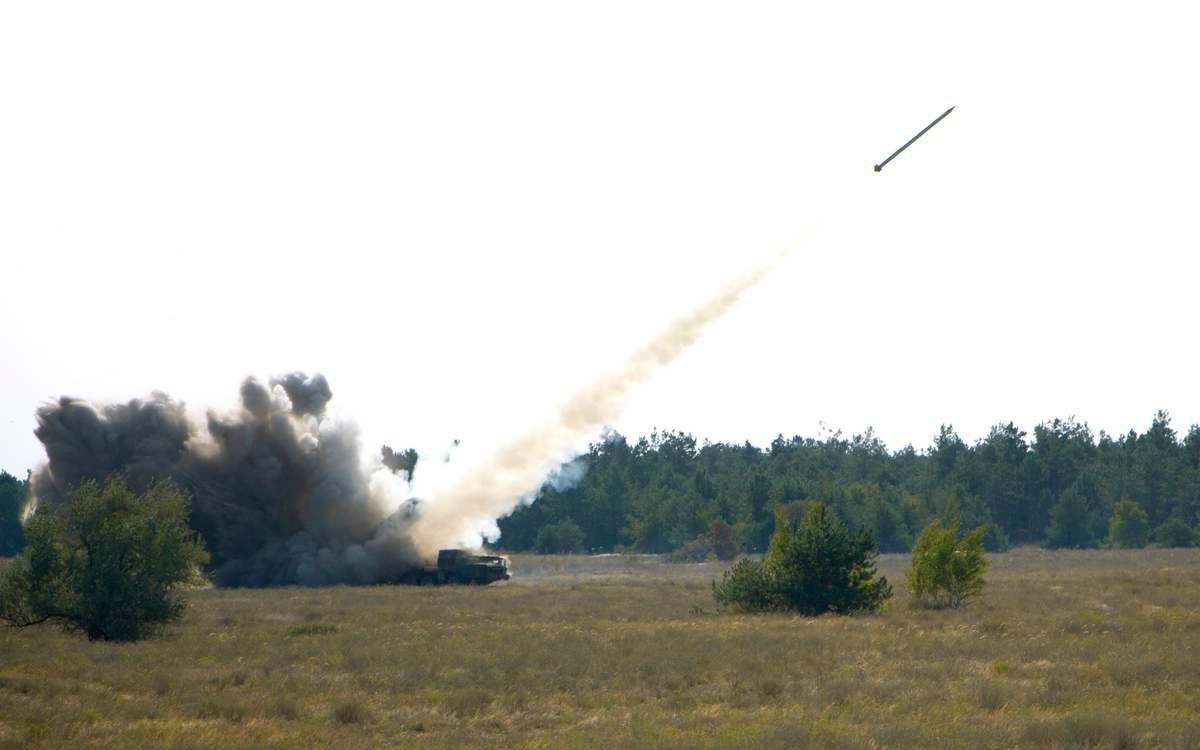 Нова грізна українська зброя пройшла успішне випробування