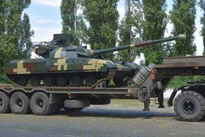 ХБТЗ та ЗІМ спільно інноваційно модернізують Т-64БМ2 для ЗСУ