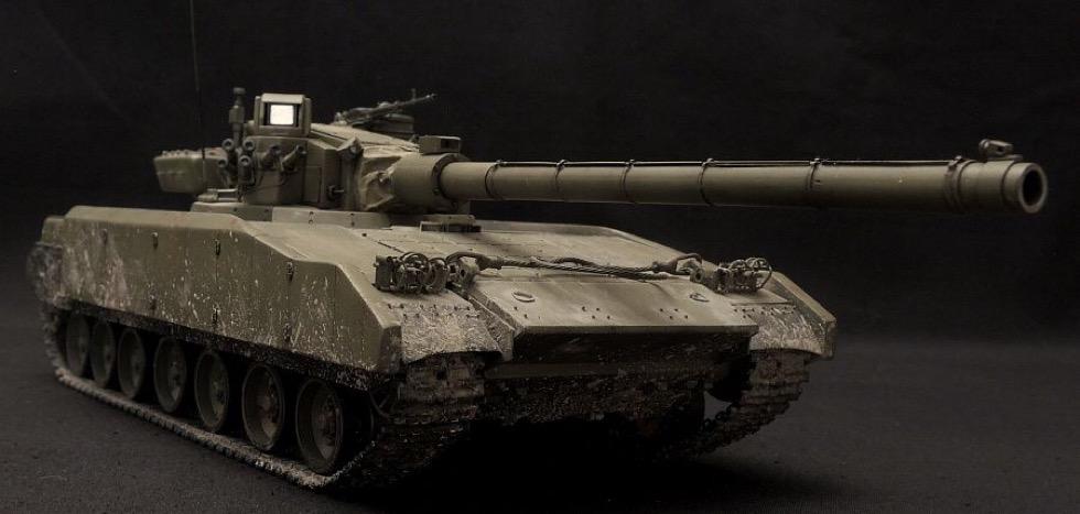 ХКБМ збиралось утилізувати снаряди до танку «Нота»