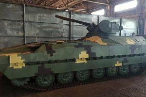 Україна розробляє нову інноваційну БМП «Кевлар-Е»