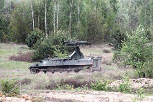 Новий модернізований ЗРК отримає українську ракету