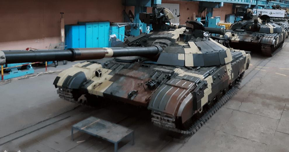 Грізна зброя: ЗСУ передали нові танки