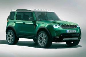 Land Rover випустить найдоступніший позашляховик у 2022 році