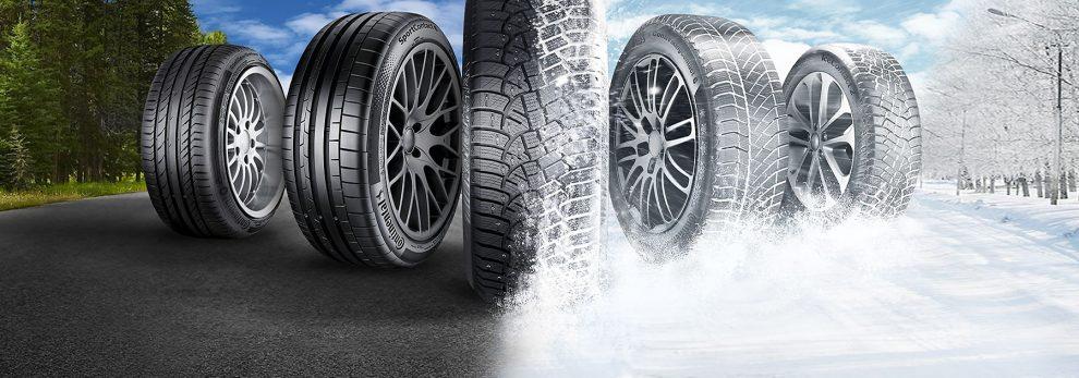 Когда нужно менять зимние шины на летние?