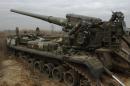 Цар-гармата: ЗСУ показали випробування найпотужнішої української гармати (відео)
