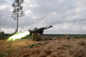 Грізна зброя: Українські військові апробували Bayraktar TB2 та «Джавеліни»