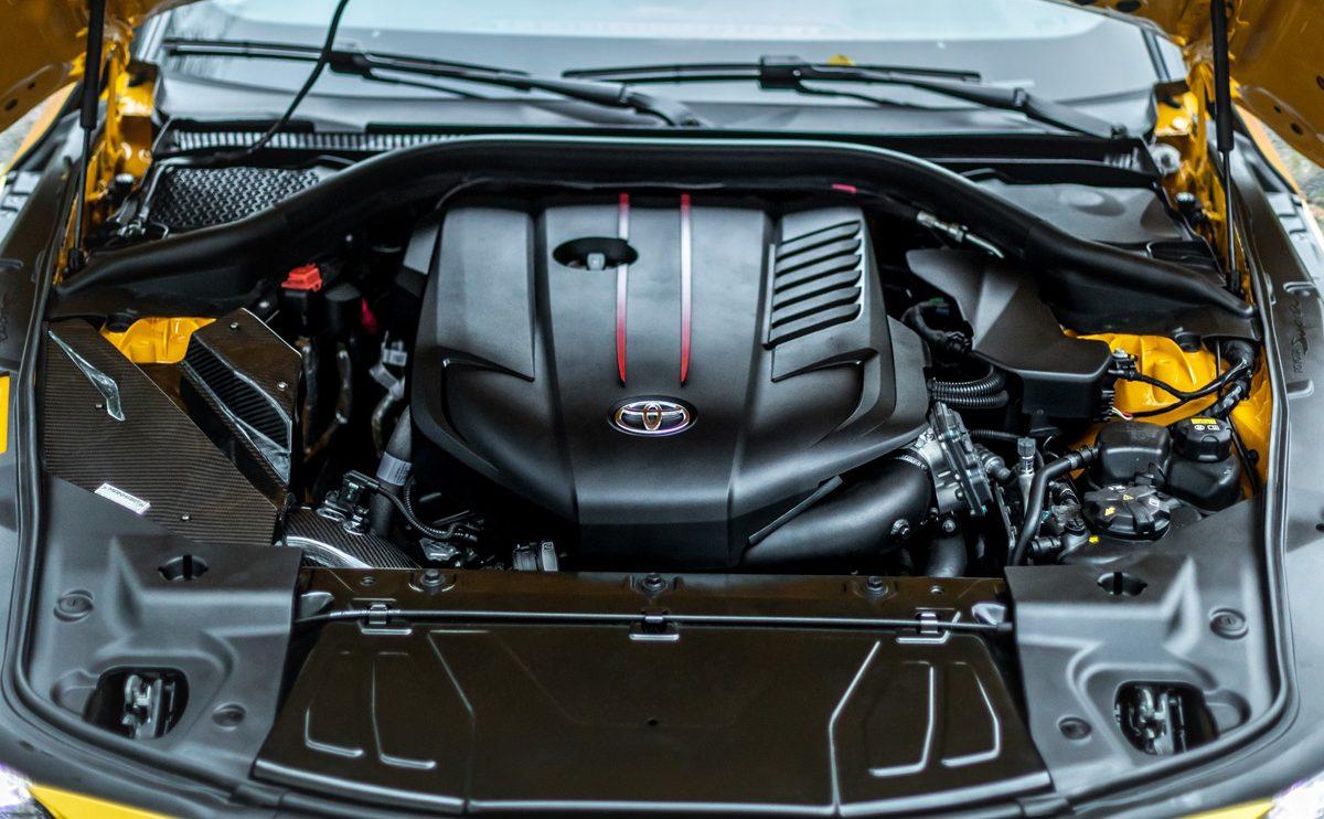 Тюнери випустили надпотужну Toyota Supra