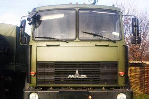 ЗСУ закупили 41 цивільну вантажівку МАЗ на 8 млн гривень дорожче ніж військовий варіант