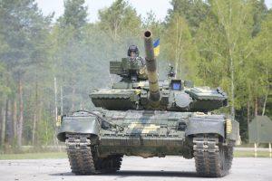 """Модернізоване залізо: Як танк Т-64 перетворять на """"Краб"""""""