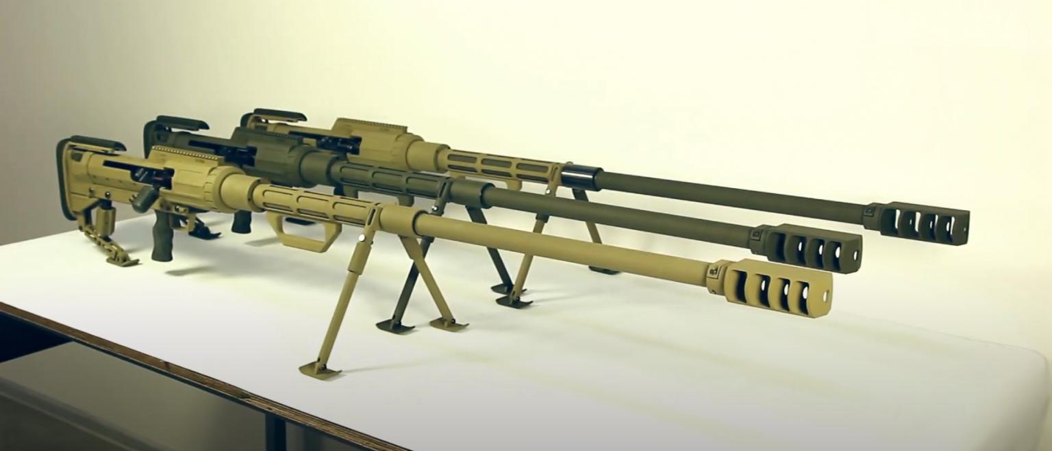 На озброєння ЗСУ прийнято нові гвинтівки Snipex