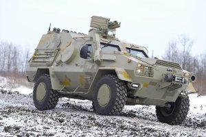 «Дозор» завойовує світ: нова українська бойова броньована машина поїде на експорт