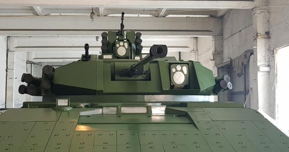 Понад 1000 к.с: З'явилися деталі про розробку важкої БМП «Вавілон» для ЗСУ