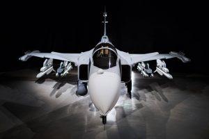 Літак JAS-39 названо основною заміною радянських бойових літаків