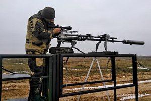Нова снайперська українська гвинтівка «Нічний Хижак» має дальність прицільного пострілу 4000 метрів