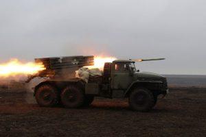 Українська армія замість «Градів» буде використовувати інноваційні «Буревії»