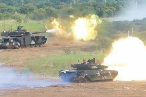 """БМ """"Оплот"""" проти VT4: в Таїланді провели порівняльні стрільби (відео)"""