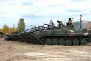 «Польські» БМП-1АК передають до ЗСУ