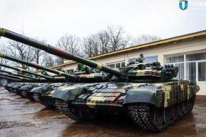 ЛБТЗ передав ЗСУ нові танки
