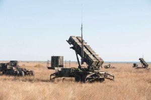 Україна чекає розміщення ЗРК Patriot на території України