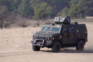 """НВО """"Практика"""" створює новий армійський бронеавтомобіль для ЗСУ"""