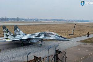 ЛДАРЗ передав ЗСУ черговий відновлений МіГ-29УБ: можливо останній на довгий період (відео)