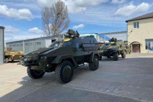 ЗСУ передана партія бойових машин Oncilla