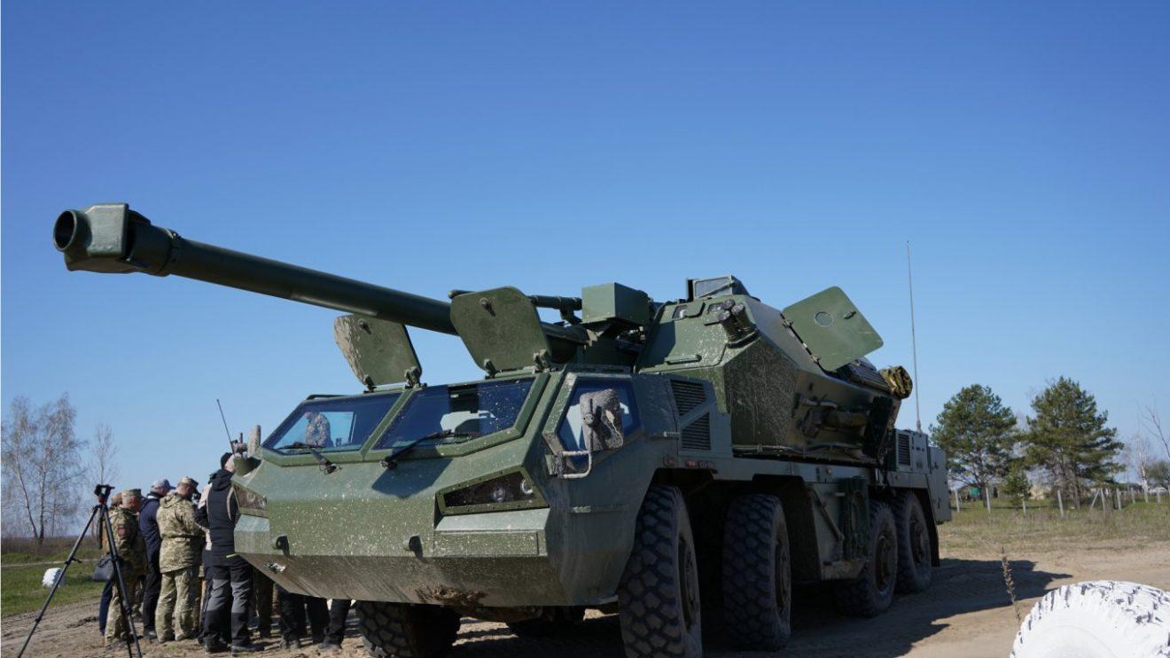 ЗСУ розпочали випробування САУ Dana-M2: як тестують нову зброю (фото)