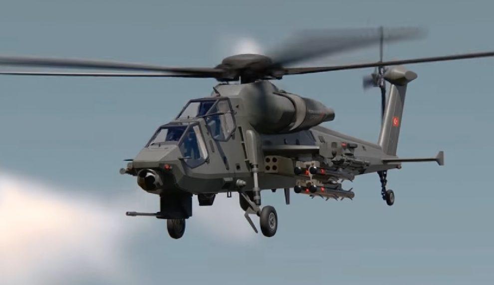 Україна постачатиме двигуни для турецьких ударних ATAK-II