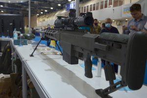 Харківські зброярі представили нову крупнокаліберну гвинтівку