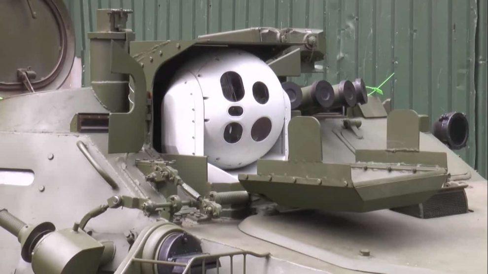 На «Зброя та безпека» КБ «ЛУЧ» представило модернізований самохідний ПТРК «Штурм-С»